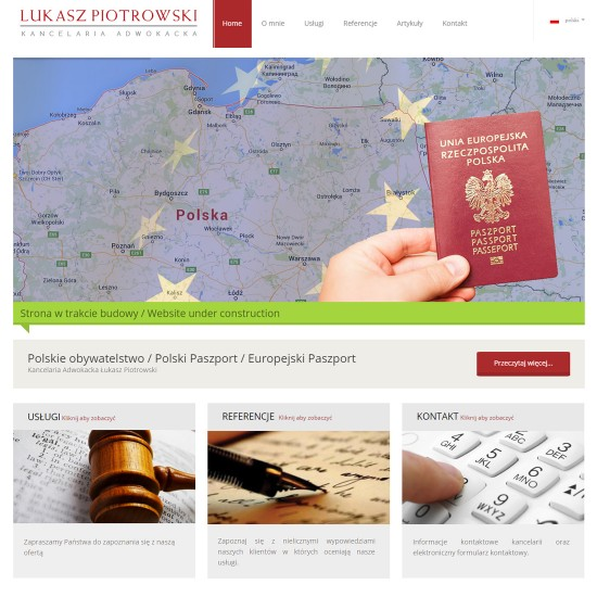 Citizenship - Łukasz Piotrowski
