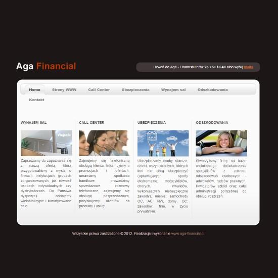 AgaFinancial